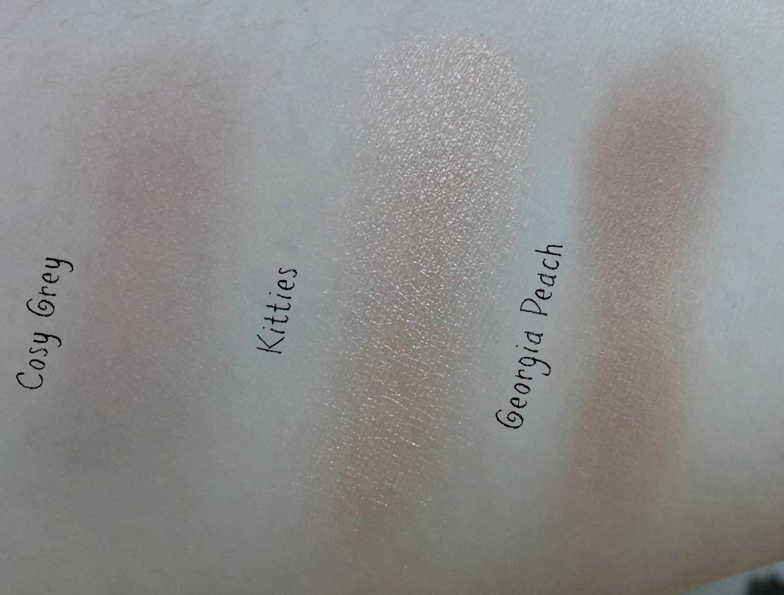 MAC Amber x 9 palette review