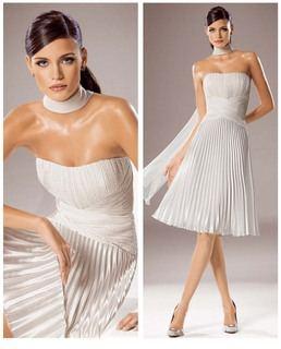 Vestidos de Novia Civil, parte 1