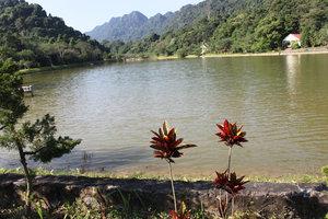 Mạc lake at Cúc Phương national park