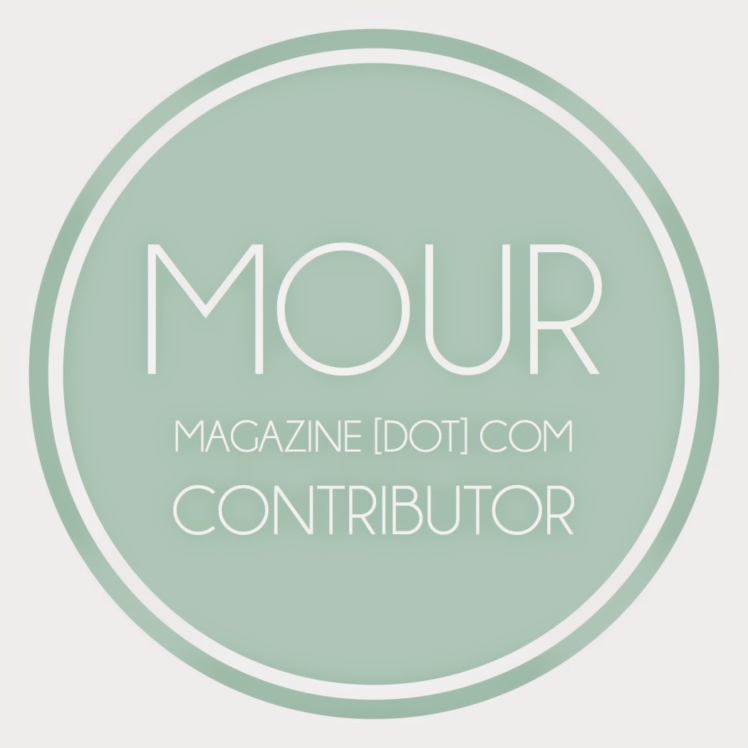 Contributor for MOUR Magazine