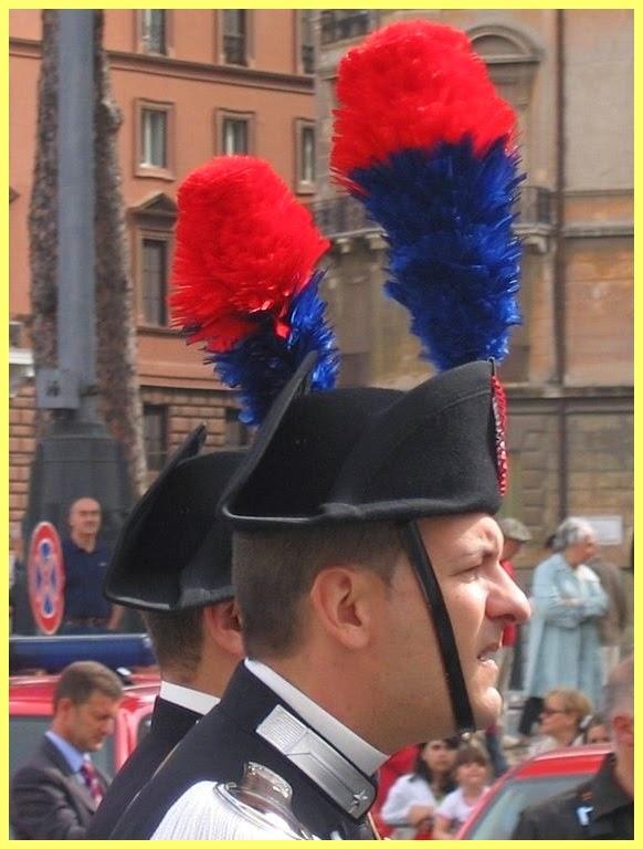 Sombrero Carabinieri