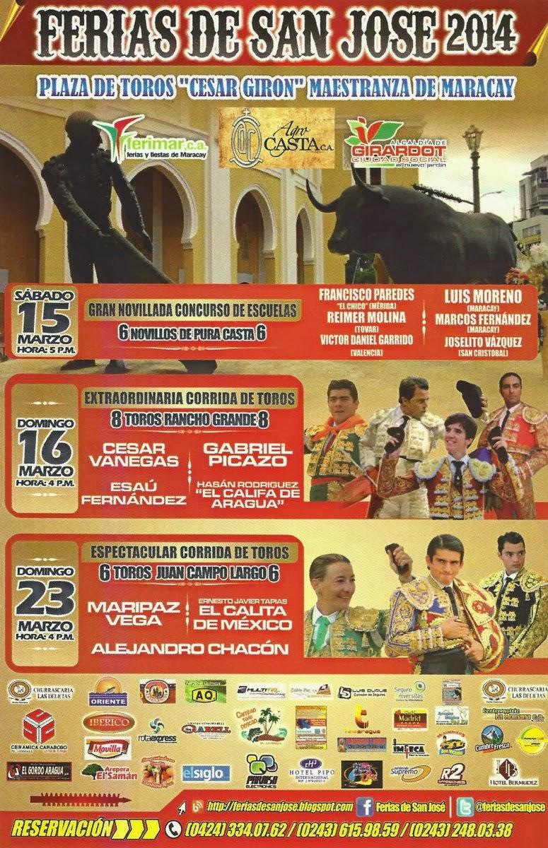 Feria de San José 2014