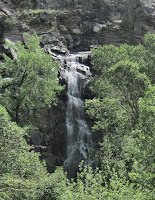 Bridal Veil Falls - Spearfish Canyon, SD