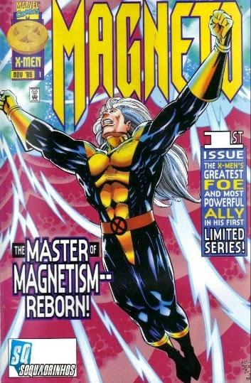 Magneto (1996) - O Retorno do Mestre do Magnetismo