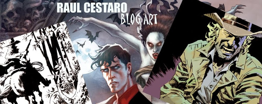 RAUL CESTARO BLOG ART