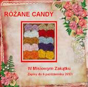 .różane candy
