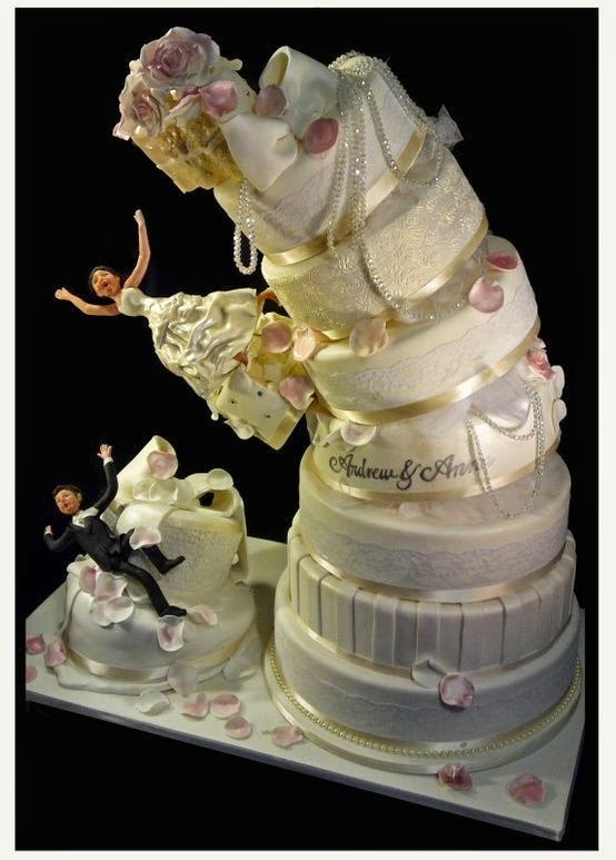 Awesome Wedding Cakes Designs Out There That Might Change Your Mind And Throw Cake Away Instead To Have One Of These Idea In Memorable Day