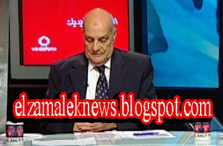محمود بكر المعلق الرياضي