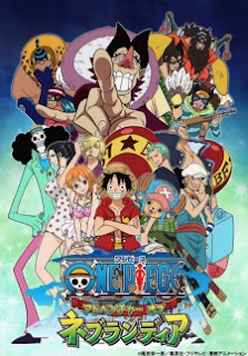 One Piece Adventure of Nebulandia (2015) Subtitle Indonesia