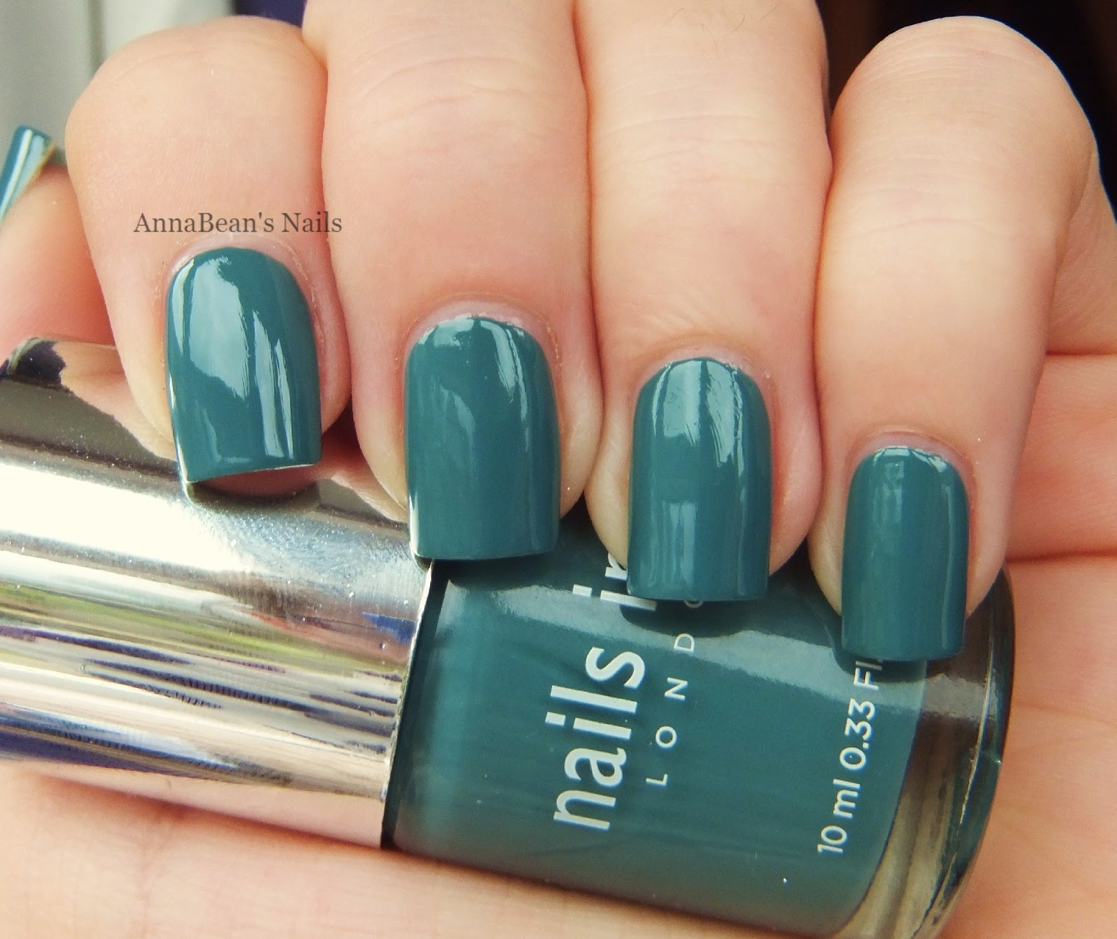 Annabean S Nails Nails Inc China Glaze Caviar And A