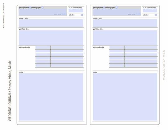 moleskine book journal template moleskine notebooks free wedding planning templates
