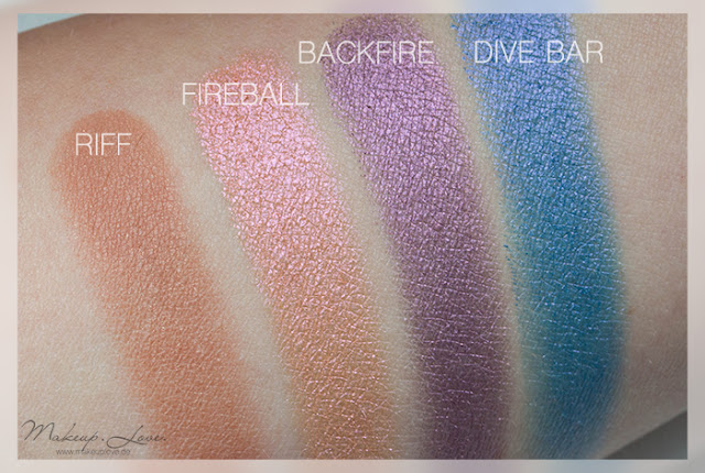 Urban Decay Riff Dive Bar Fireball Backfire Scandal AMU Look