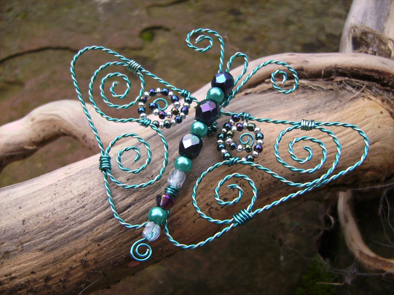 Excellent Copper Wire Crafts Ideas - Electrical and Wiring Diagram ...