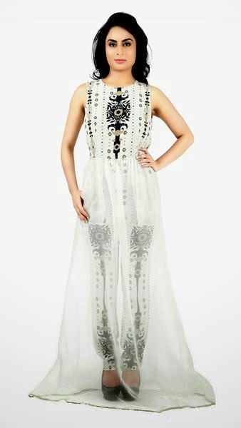 Payal Singhal Formal Dress Collection for Girls