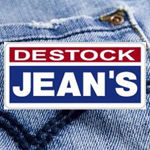 Jeans déstockés et soldés en région parisienne