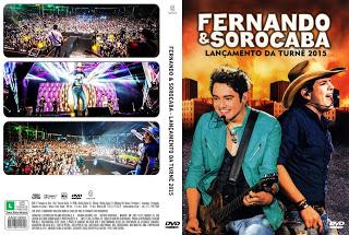 DVD Fernando & Sorocaba – Turnê 2015