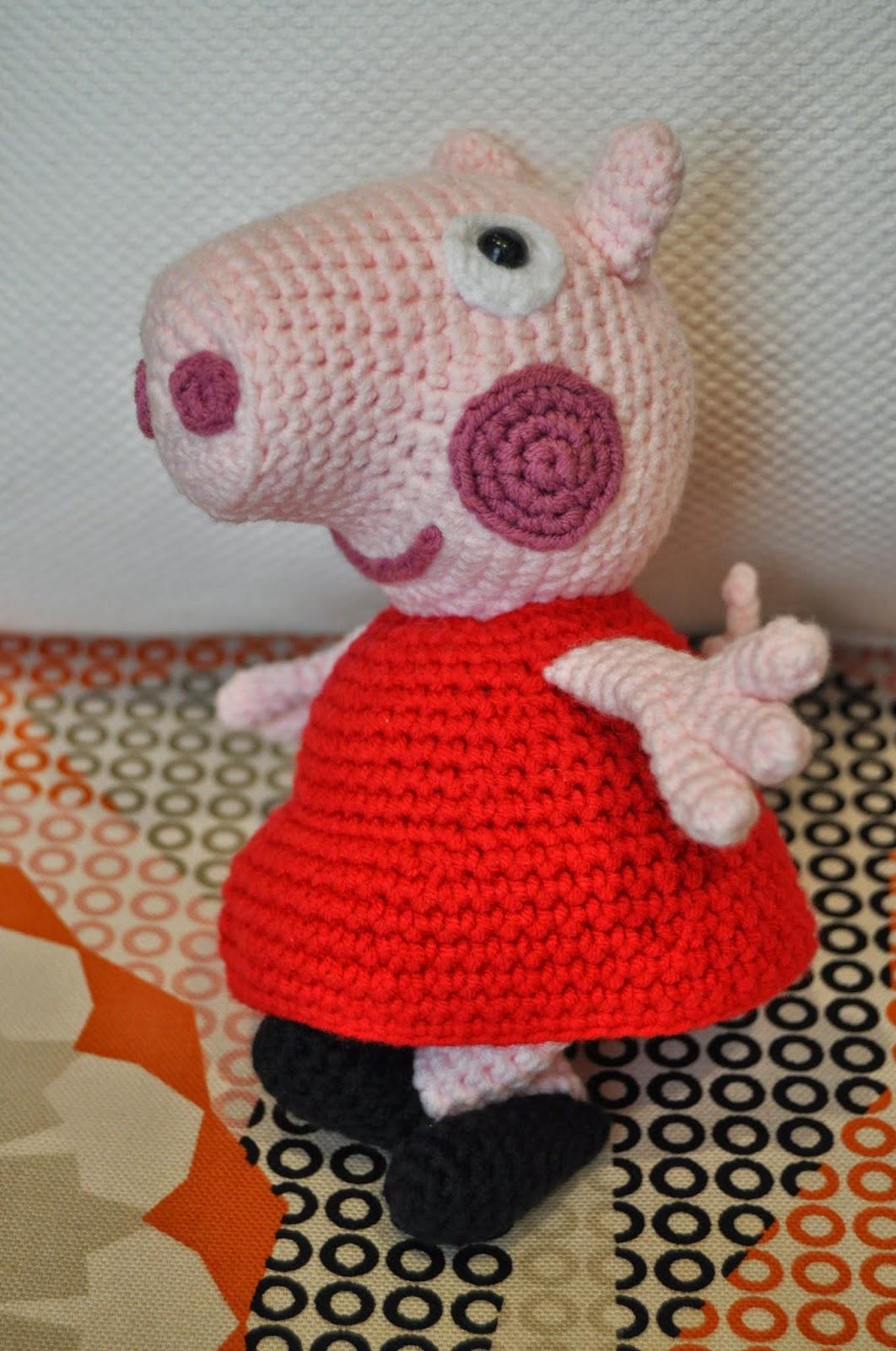 La vaquita de lanita: Peppa Pig