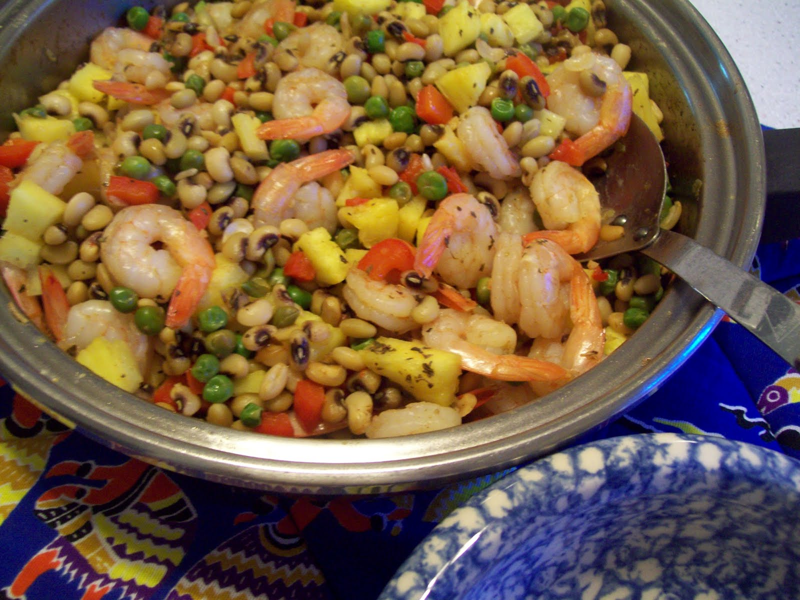 The Newfangled Country Gardener Funky Salad Recipe Using
