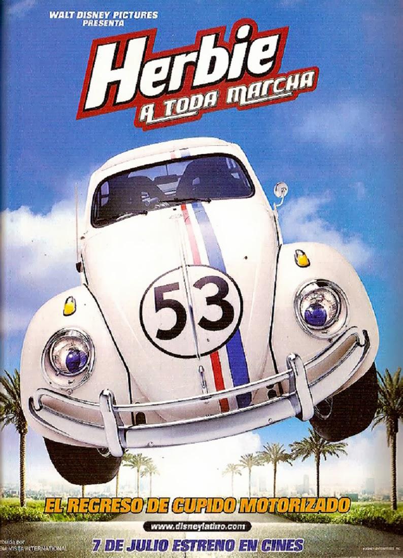 El hilo de las mil imágenes - Página 3 Herbie+a+toda+marcha+argentina+cinema