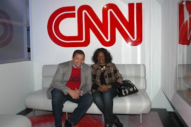 On tour at CNN Atlanta