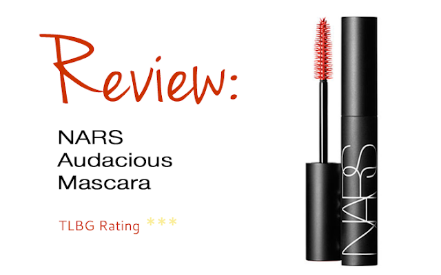Review: NARS Audacious Mascara