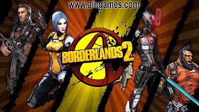 Free Download Games Borderlands 2