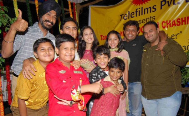 Tarak Mehta Ooltah Chashmah Cast Celebration