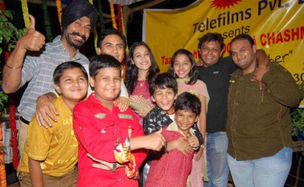 Cast Of Taarak Mehta Ka Ooltah Chashmah Celebrates