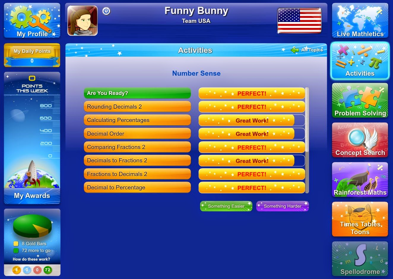 Our Homeschool Reviews: 3P Learning: Mathletics Review