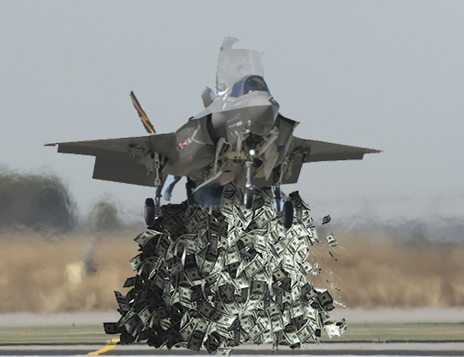 Meet the most fascinating part of the F35 The 400000