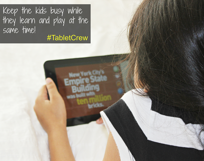 Intel Tablet With Windows 8.1 #TabletCrew #ad
