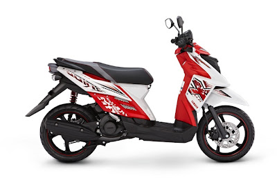 Yamaha X-Ride Skater White