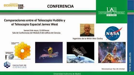 Resultado de imagen de El Telescopio James West