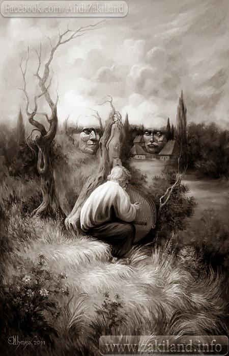 illusions Oleg Shuplyak