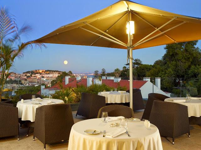 Divulgação: Varanda do Castelo com vista privilegiada sob Lisboa - reservarecomendada.blogspot.pt