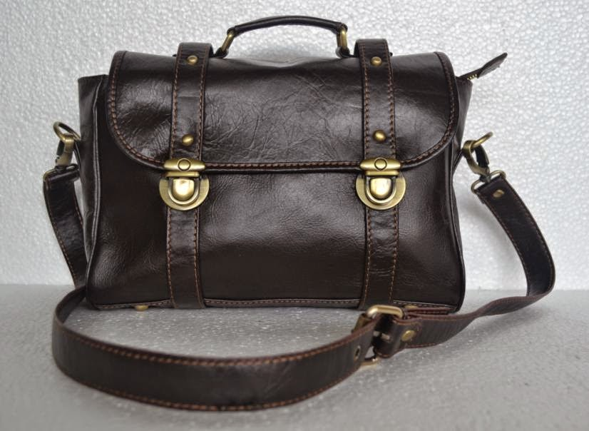 tas kulit wanita handmade