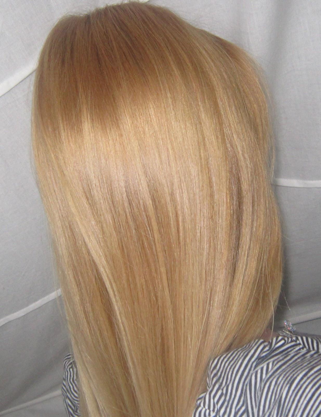 Color Amp Soin 9n Miodowy Blond Pielęgnacja Włos 243 W Blog