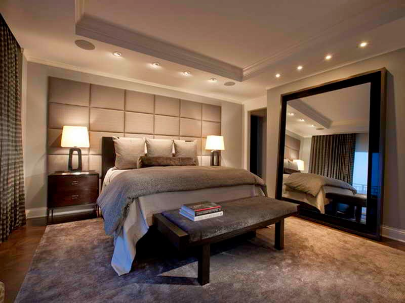 bedroom stylish luxury bedrooms with big modern bed coupled