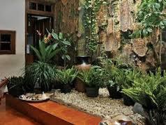 Contoh Gambag Model Taman Rumah Minimalis