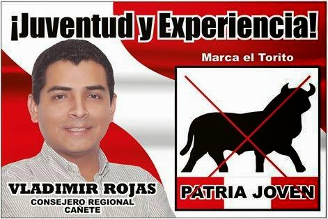 CANDIDATO A CONSEJERO REGIONAL
