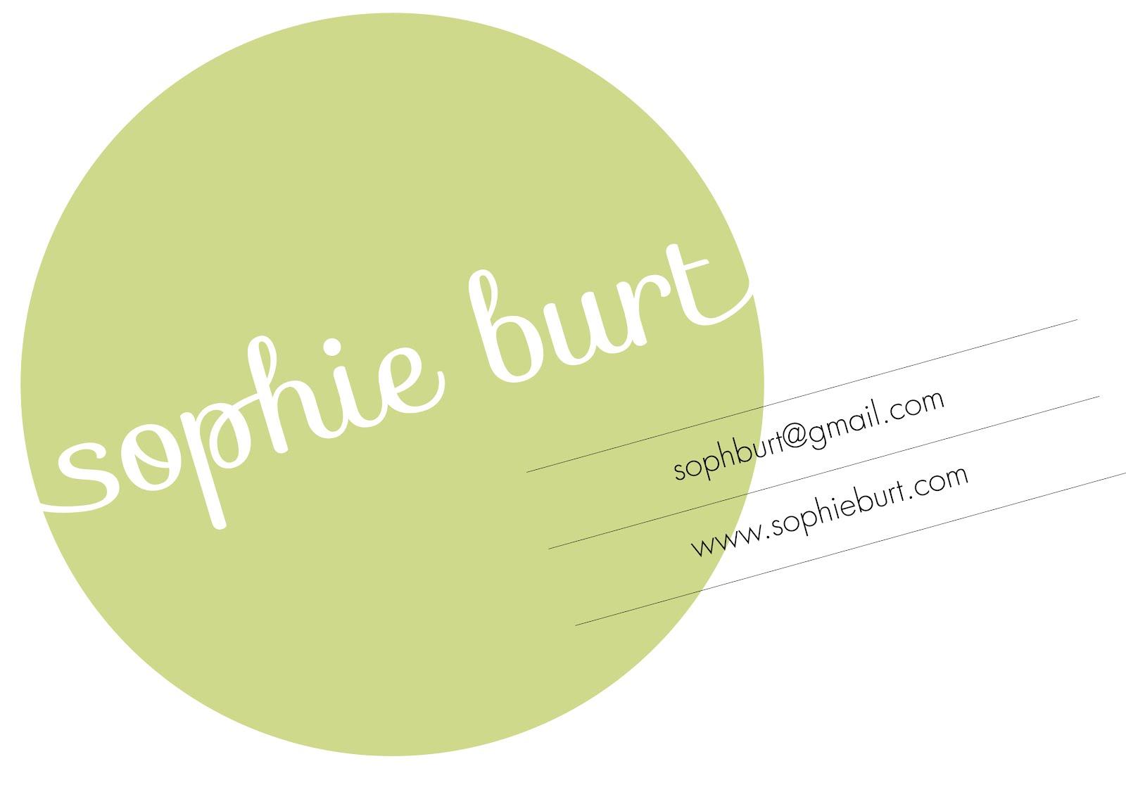 Sophie Burt