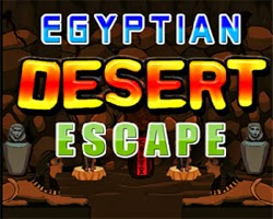 Solucion Egyptian Desert Escape Ayuda, Pistas