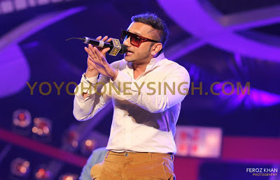 Best Male Debut and Best Music Director - Honey Singh (Mirza - The Untold Story)