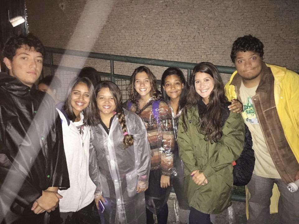 Futuros biólogos do UNIFESO Teresópolis fazem visita noturna ao PARNASO