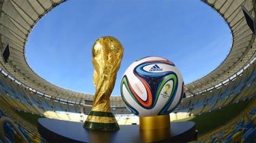 Ngày mai (31/01, Cúp vàng World Cup 2014 sẽ có mặt tại Việt Nam