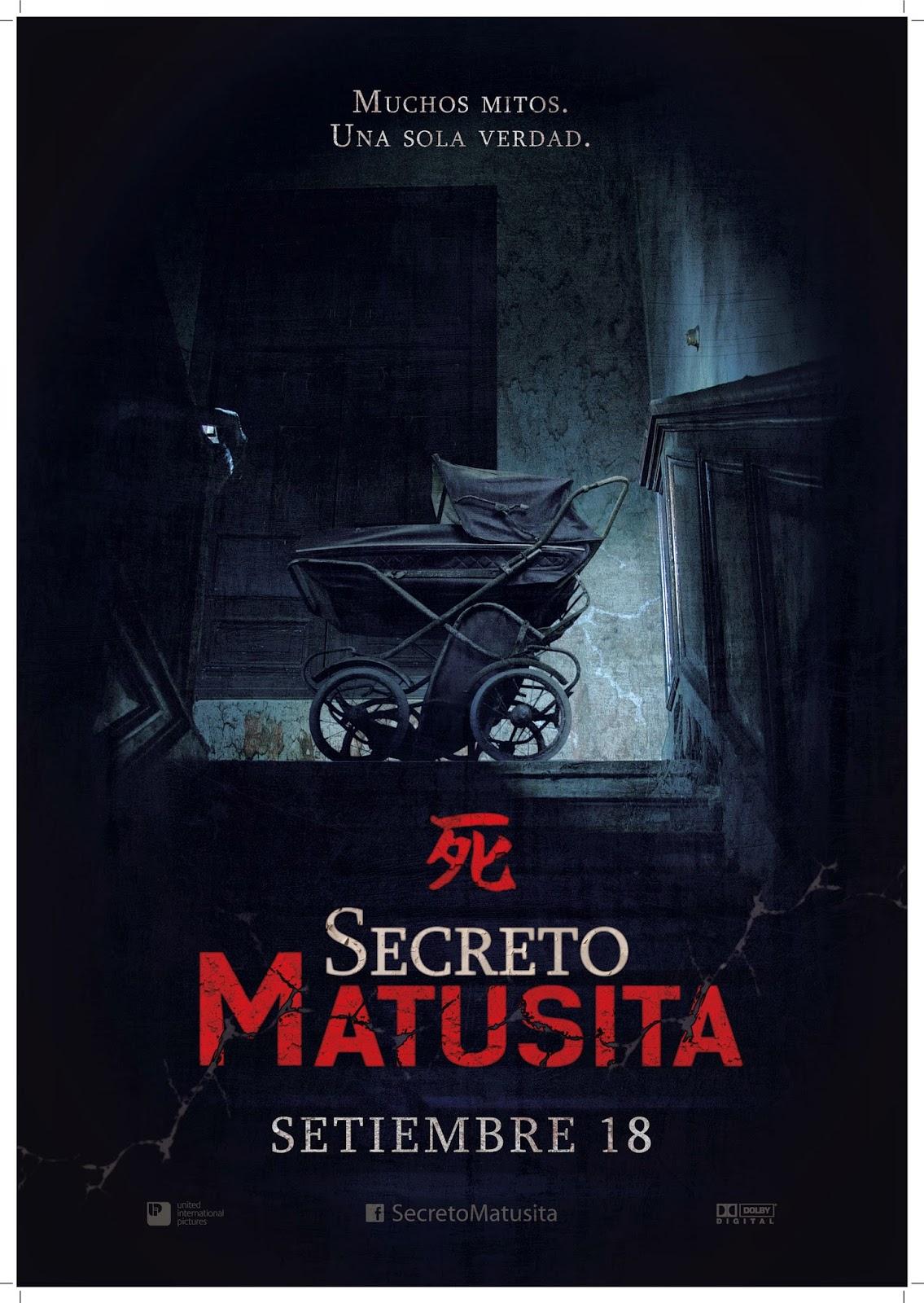 El Secreto De La Casa Matusita (2014)