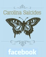 Carolina Salcides no Facebook
