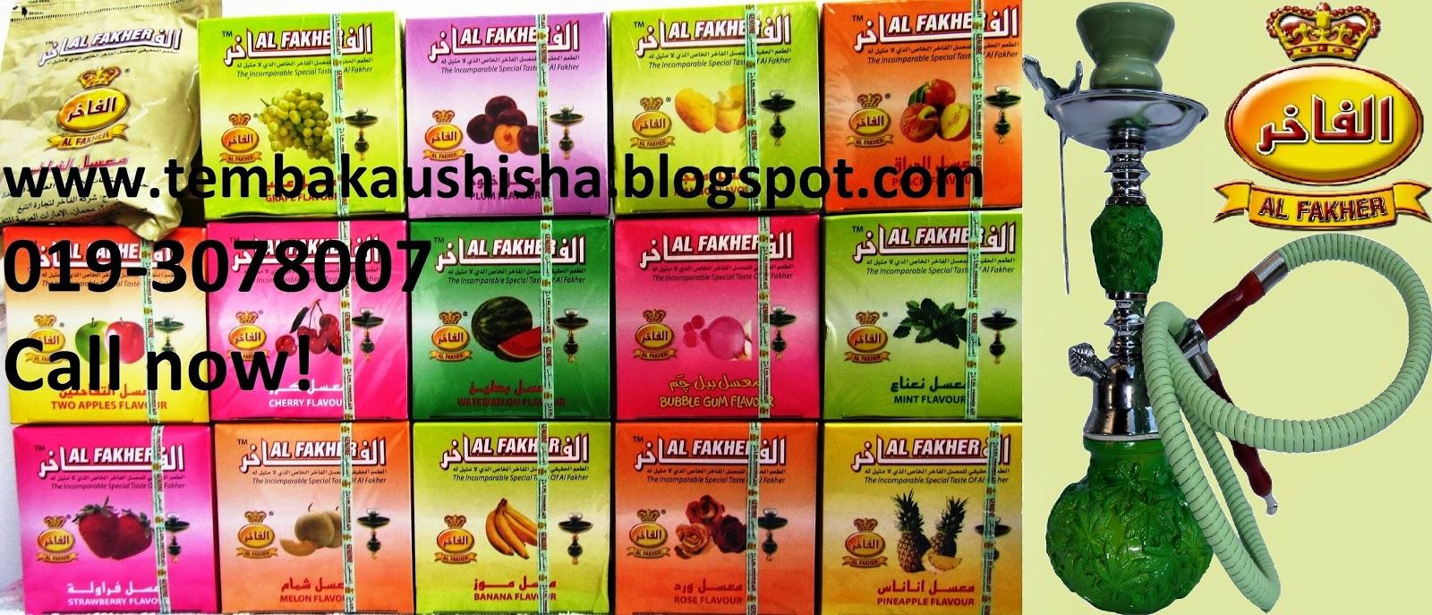 Pengimport Pembekal Pemborong Pengedar Flavor Shisha Al Fakher Dan Tembakau Melon Smooth Fresh Pengimpot Flavour Molasses Kuala Lumpur