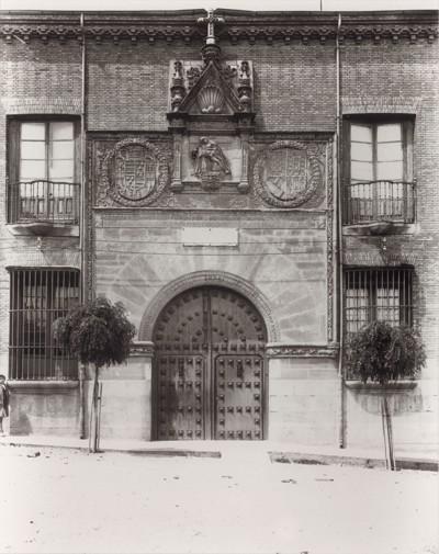 Patrimonio popular benavente plaza de san francisco for Juzgado de benavente