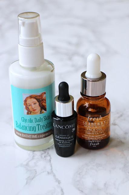 skincare treatments serums fresh lancome